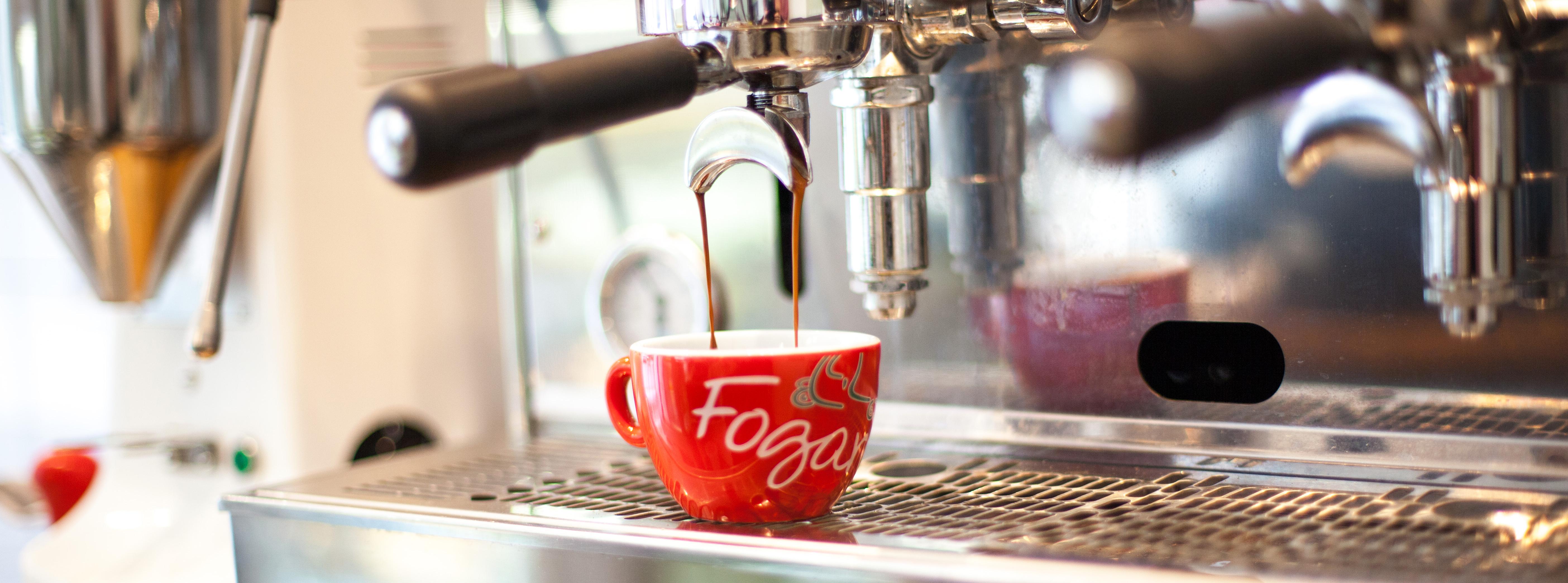 Kaffemaskin Fogarolli