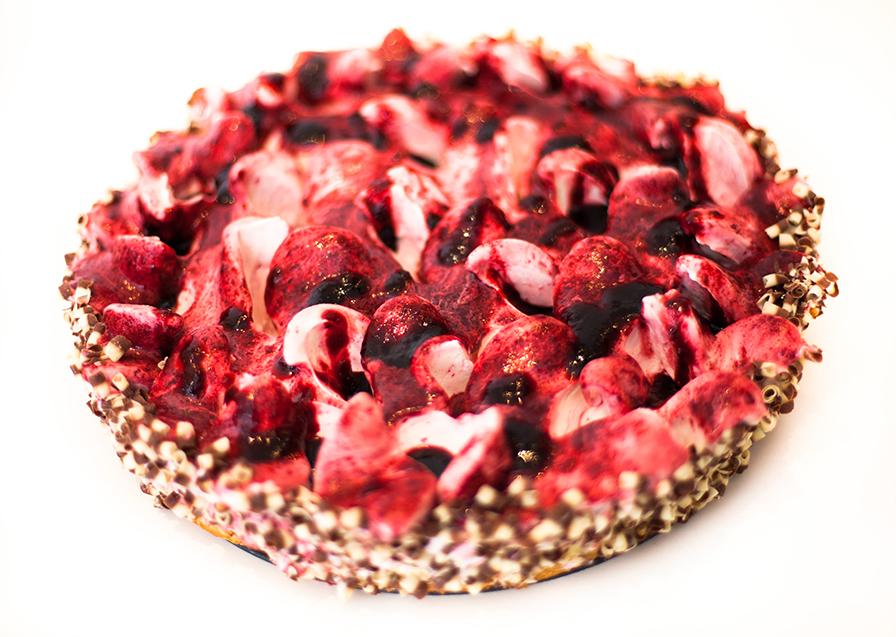 Tårta röd 2